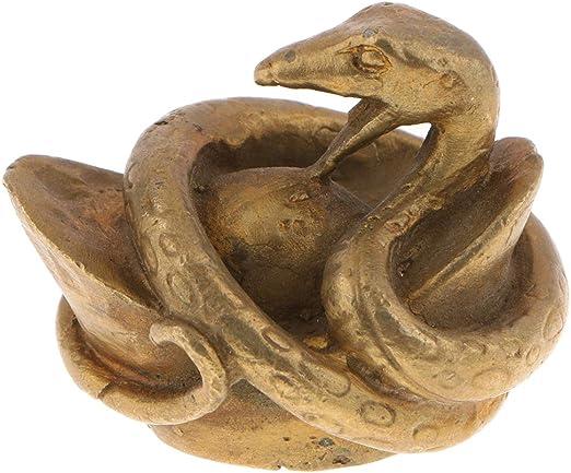 Solid Brass Praying Mantis Figurine Small Statue House Ornament Animal Figurines