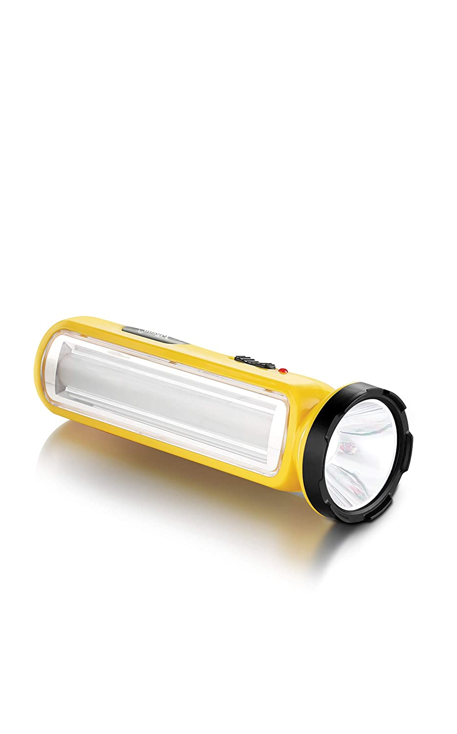 Pigeon Radiance LED Torch with Emergency Lights for homes