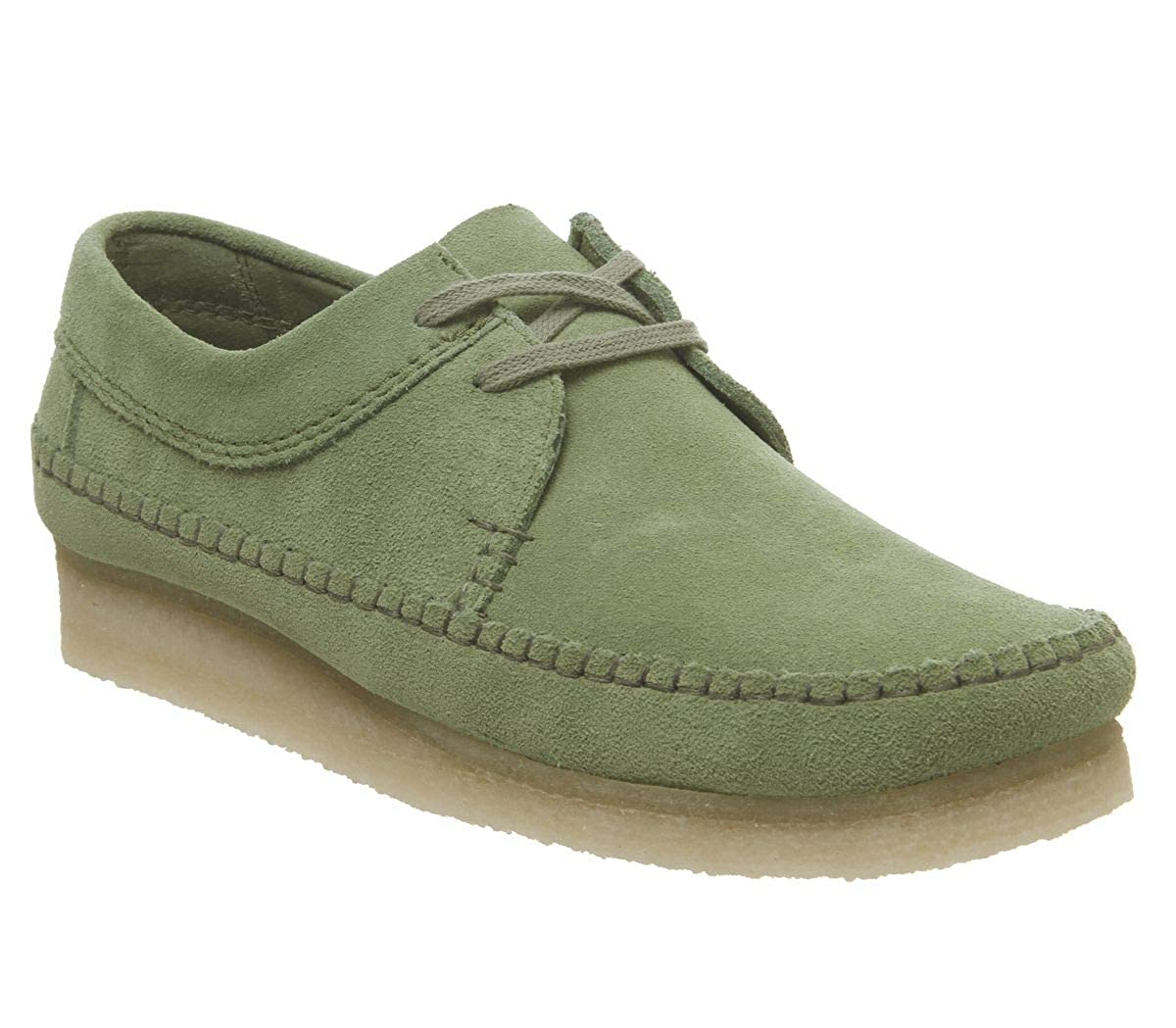 TALLA 42 EU. Clarks Weaver, Zapatos de Vestir para Hombre