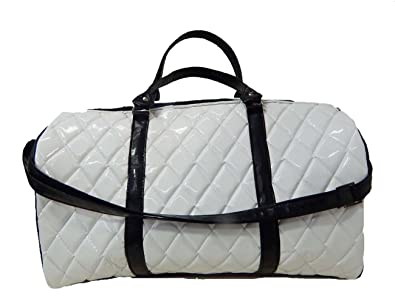 2120c0d62c Image Unavailable. Image not available for. Color  USA HANDMADE FASHION Large  Duffel Bag ...