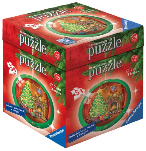 3D Christmas Puzzle Ball 11906