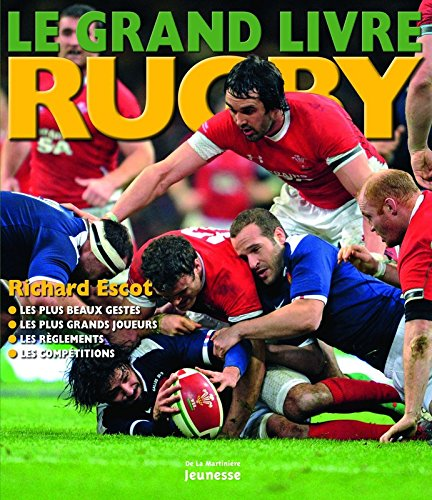 Read Online Grand Livre Rugby(le) (English and French Edition) PDF