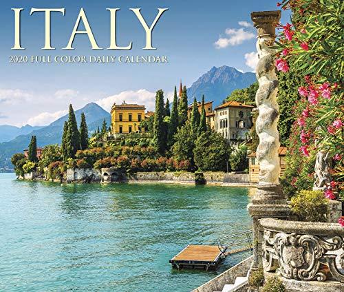 Italy 2020 Box Calendar