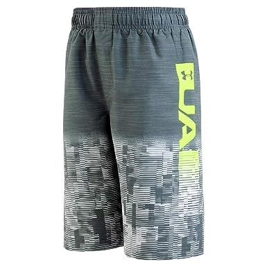 d61f9405 Amazon.com: Under Armour Boys' Volley Fashion Swim Trunk ...