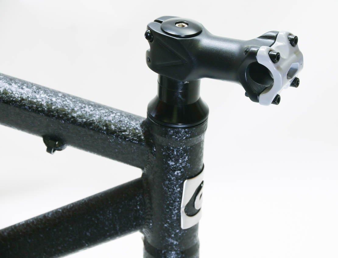 EVO Slay Sm 52cm Single Speed Fixie Fixed Gear 700c Road Track Bike Frame NEW by EVO (Image #2)