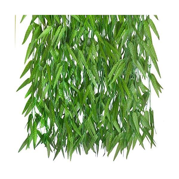 50-Pack-Artificial-Vine-Greenery-Garland-Faux-Silk-Willow-Rattan-Wicker-Twig-Fake-Garland-Fake-Foliage-Flowers-Home-Kitchen-Garden-Office-Wedding-Wall-Decor