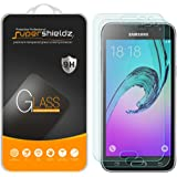 [2-Pack] Supershieldz for Samsung Galaxy J3 Sky 4G LTE / Galaxy Sky Tempered Glass Screen Protector, Anti-Scratch, Anti-Fingerprint, Bubble Free, Lifetime Replacement Warranty