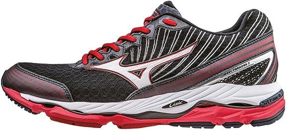 Mizuno Wave Paradox 2 - Zapatillas de running Hombre, Negro (Black ...