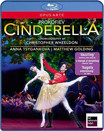 Sergei Prokofiev: Cinderella (Blu-ray)