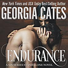 Endurance: A Sin Series Stand-alone Novel Audiobook by Georgia Cates Narrated by Jennifer Mack, Antony Ferguson