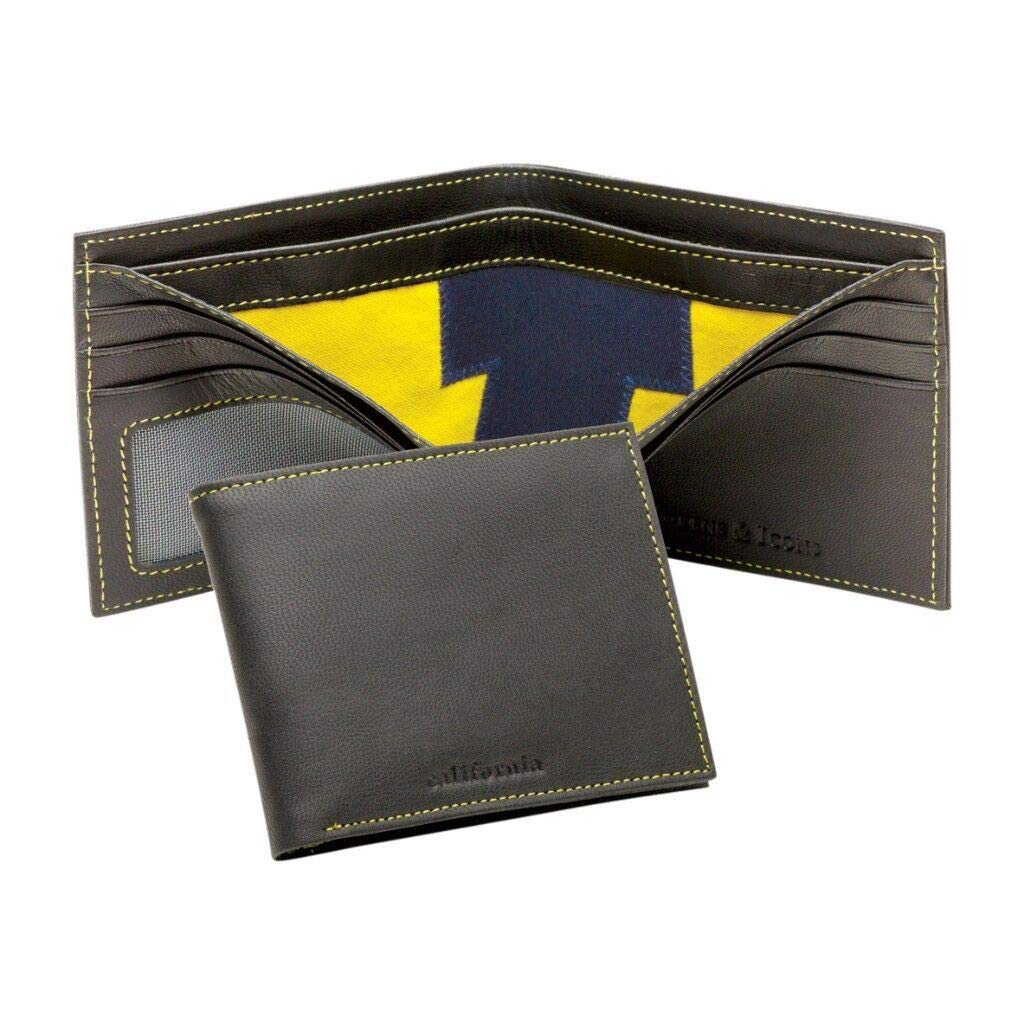 Tokens /& Icons NCAA Collegiate Game Used Football Uniform Wallet 81-COLLEGIATE-P