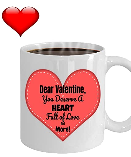 inexpensive gifts for mom dad boyfriend girlfriend sentimental heart full of love coffee mug