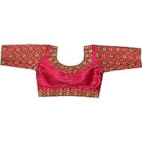 Blouse Saree Designer Party Wear Readymade Blouse Saree Woman Designer Indian Style Padded Blouse for Saree Crop Top B…