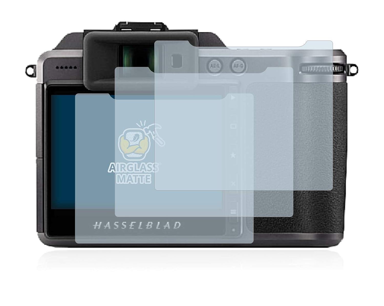 Anti-Reflex Panzerglas Schutz-Folie Matt BROTECT Entspiegelungs-Panzerglasfolie kompatibel mit Blackmagic Pocket Cinema Camera 6K