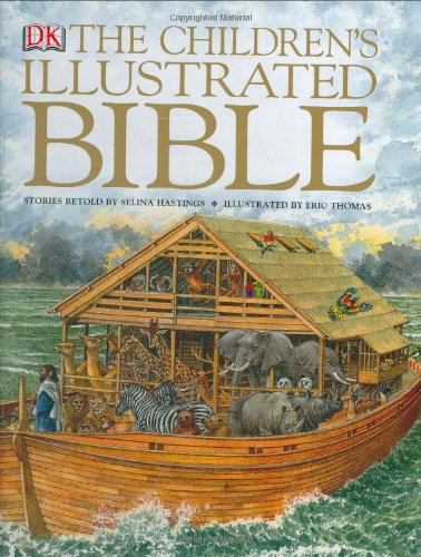 The Children's Illustrated Bible, Small Edition (Bible History For Kids compare prices)