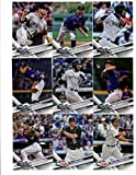 (1) 2017 Topps Series 1 2 Colorado Rockies Team Set of 28 Cards And (1) 2016 Topps Series 1 2 Colorado Rockies Team Set of 21 Cards And (1) 2015 Topps Series 1 2 Colorado Rockies Team Set of 23 Cards