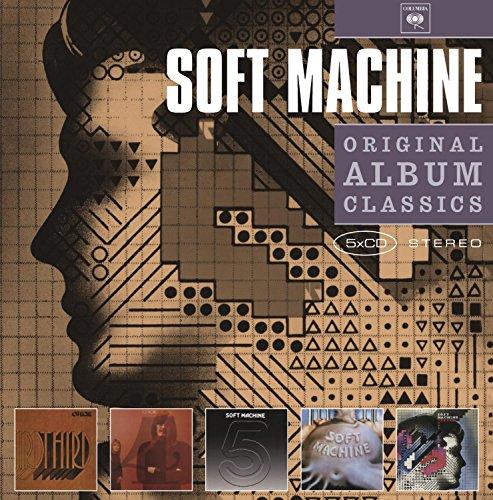 5cd Original Album Classics (Third/F - Soft Cd