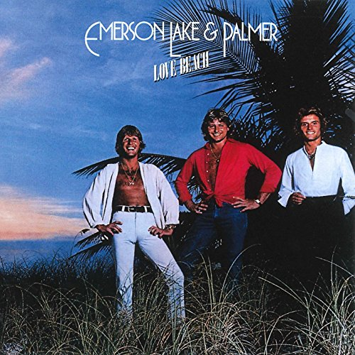 Emerson, Lake & Palmer - Love Beach [Remastered Deluxe Edition] (2017) [WEB FLAC] Download