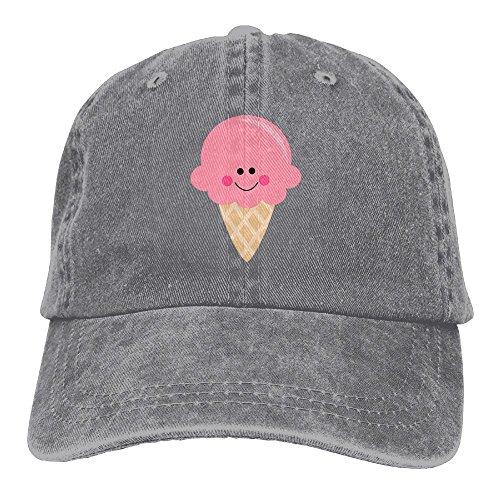Kitchenaid Sorbet Maker - WGMHQQ Unisex Best Ice Cream Is My Favorite Fashion Cotton Denim Cap Baseball Caps