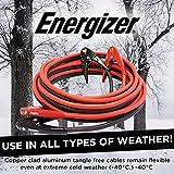 Energizer Jumper Cables, 20 Feet, 2