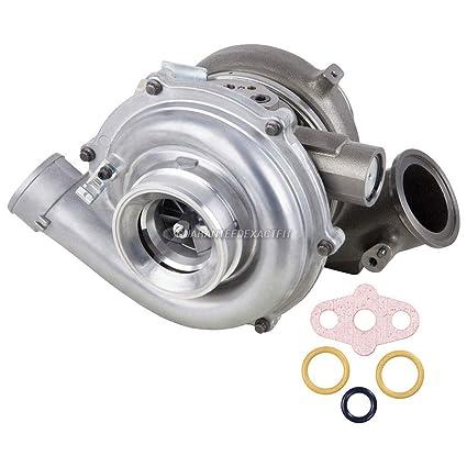Amazon com: Garrett Turbo Kit w/Turbocharger Gaskets For Ford F250