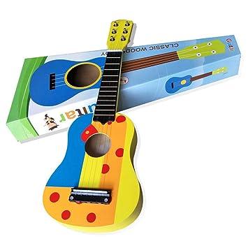 YIY - Kit de Guitarra eléctrica para niños de 6 Cuerdas con ...