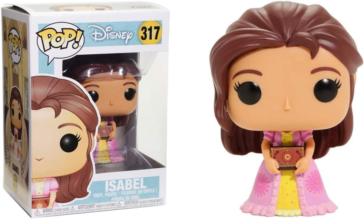 Isabel-Elena di avalor Disney Funko POP Figura in vinile