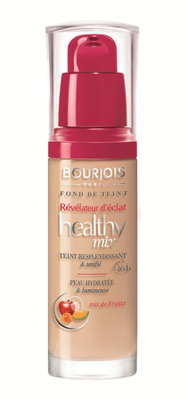 2 x Bourjois Healthy Mix Radiance Reveal Foundation 30ml Sealed 51 Light Vanilla