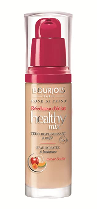 Bourjois Radiance Reveal Healthy Mix Foundation Light Beige 53 30ml By Bourjois Beauty