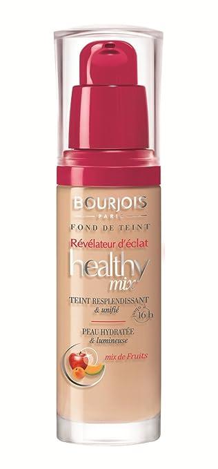 Bourjois Radiance Reveal Healthy Mix Foundation Light Beige 53 30ml By Bourjois Beauty