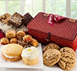Dulcet Gift Baskets All Sweets and Treats Gourmet Pastry and Snacks Gift Basket