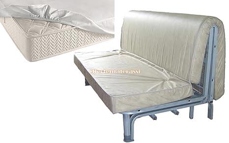 Effetto casa materasso per divano letto 160x190 prontoletto con