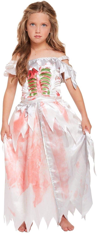 Lamour - Disfraz de Princesa Zombi para niña: Amazon.es: Ropa y ...
