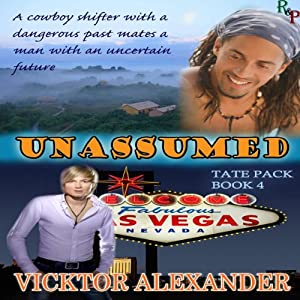 Unassumed (Tate Pack) Audiobook