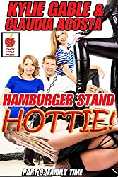 Hamburger Stand Hottie 6: Family Time