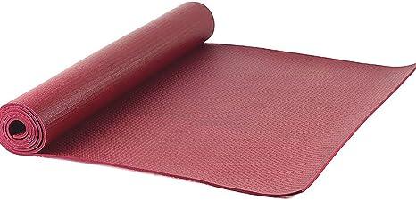 Amazon.com: Alfombrilla de yoga de goma de gama alta ...