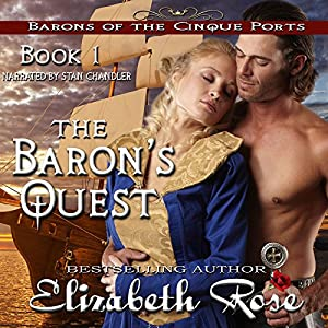 The Baron's Quest Audiobook