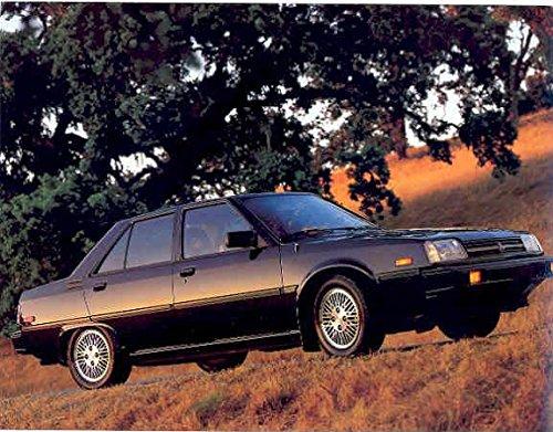 1986 Mitsubishi Tredia Turbo Postcard At Amazon S Entertainment