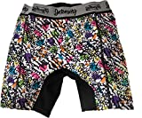 Intensity Soffe Youth Girls Fastpitch Padded Softball Sliding Shorts - Small