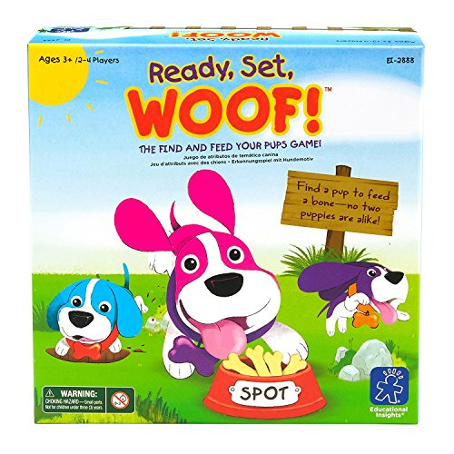Educational Insights Ready, Set, Woof! Game by Educational Insights