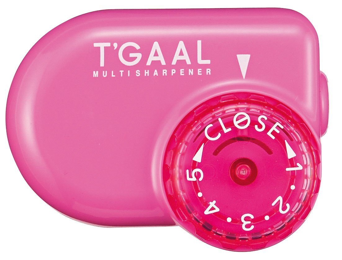 Kutsuwa STAD T'GAAL Angle Adjustable Pencil Sharpener (RS017PK)