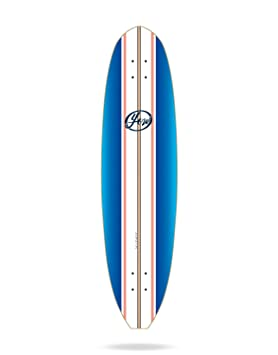 YOW Waikiki Tablas Surfskate, Unisex Adulto, Azul, 40