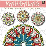 img - for Mandalas: 50 Hand Drawn Illustrations (Volume 6) book / textbook / text book