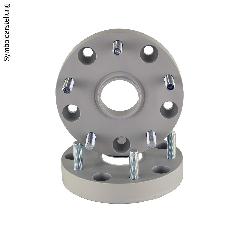Bremsenreiniger EIBACH Spurplatten Spurverbreiterung Distanzscheibe /Ø67 5x114,3 50mm //// 2x25mm