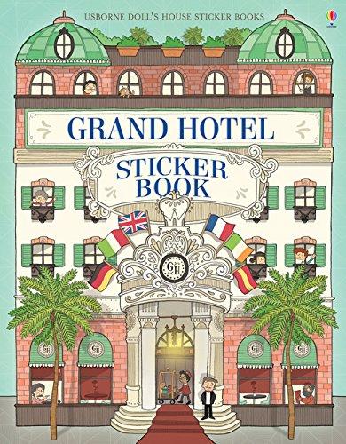 Grand Hotel Doll's House Sticker Book ()