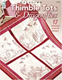 Quilting Thimble Tots & Dragonflies: 17 Whimsical Redwork Designs