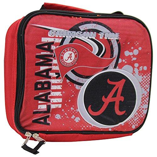 - The Northwest Company NCAA Team Logo Accelerator Lunch Box (Alabama Crimson Tide)