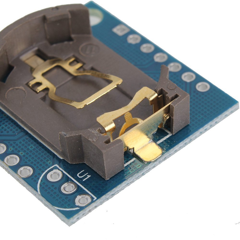 I2c Rtc Ds1307 At24c32 Real Time Clock Module For Avr Arduino Hobbyistconz Electronics