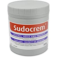 Sudocrem - Diaper Rash Cream for Baby, Soothes, Heals, and Protects, Relief and Treatment of Diaper Rash, Zinc Oxide…