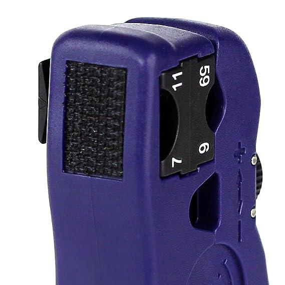 TRENDnet tc-ct70/Violet pelacable/ /D/ébroussailleuse 12,5/cm, 66/g, violet